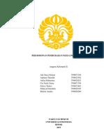 Revisi Pembubaran Partai Politik