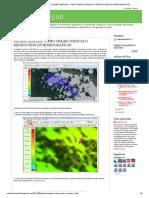 Global Mapper - Cuencas o Microcuencas Hidrograficas
