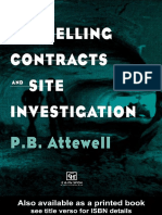 Tunnelling Contracts and Site Investigation.pdf