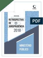 _Retrospectiva de Jurisprudência 2018  - MP - OK.pdf