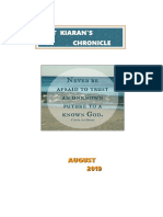 St Kiaran's Chronicle