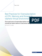 Vsphere Oversubscription Best Practices1