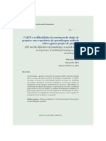 O QNP e as dificuldades de construção do objeto de pesquisa