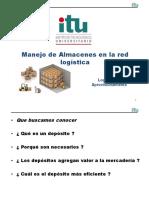 ITU LA M3 a Funciones Del Almacén