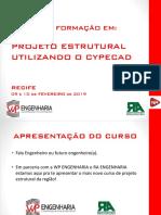 Info Do Curso - 09 e 10-02 - Recife