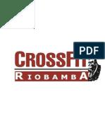 Propuesta Crossfit Riobamba