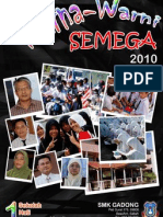 Mini Majalah SEMEGA 2010