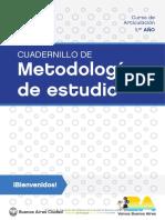 Medtología de estudio