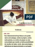 Assistência à Mulher Vítima de Violência Sexual 2019