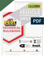 28th April ESVC TECH 2019 Version 3.0