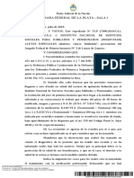 Jurisprudencia 2019- M.N.a. c INSSJP PAMI