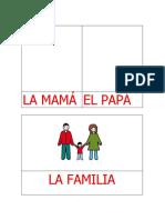 la mamá- EL PAPÁ