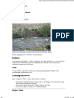 Streamflow Measurement - DCEW