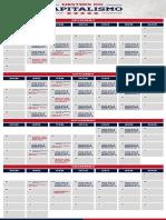 Calendário de Aulas Mestres Do Capitalismo