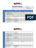 Managerial Accounting Session Plan for TRI-I