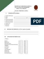 Guia de Entrevista Clinica, Guía Para Visitas y Formato de Vivienda Saludable