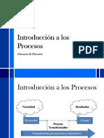 1.1 Introducción a Los Procesos