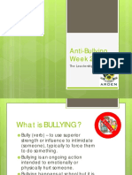 Anti Bullying 11.15