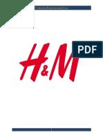 Unternehmensanalyse H M