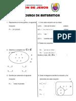 i Concurso de Matemática