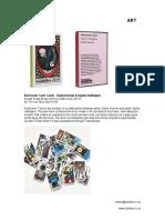 Autonomic Tarot Cards - David Keenan & Sophie Hollington