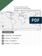 actividad de ubicación espacial y geográfica
