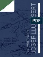 Josep Lluís Sert, Eric Mumford, Mohsen Mostafavi - The Writings of Josep Lluís Sert-Yale University Press (2015)
