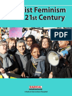Bhattacharya Ferguson - Pamphlet 2 - Socialist Feminism for the 21st Century