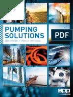 Product Summary Brochure SPP Pumps