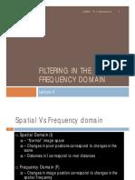 FourierDIP 401 Lecture 4