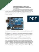 ¿Que es Arduino?