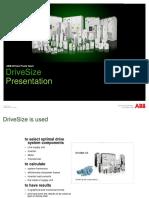 Drive Size