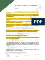 Listado de Legislación de Aguas 2018