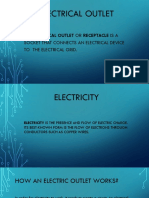 Electrical Outlet Ppt