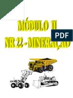 NR-22 - MINERAÇÃO - Módulo 2.ppt