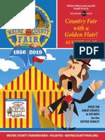 Wayne County Fair 2019