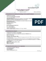 Fiche Securite Pu-heissreiniger (Fr)