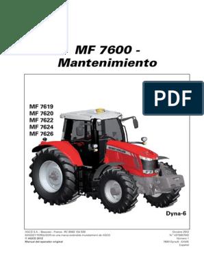 ** Massey Ferguson Ferguson Tractor Frontal Cubo De Rueda Sello **