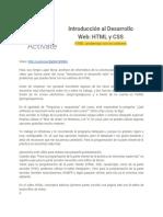 Parte I - 2.15 HTML- Problemas Con Los Editores