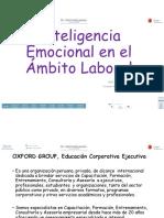 Inteligencia Emocional en el Ámbito Laboral Oxford Group  www.oxfordgroup.edu.pe