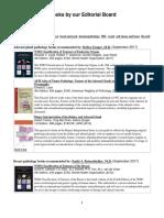 Book List - Pathology Outline