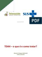 TDAH-Oqueécomotratar