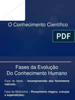 Slides Metodologia Científica