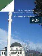 Monografija Bugojanskih Dzamija - Karadze