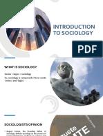 introductiontosociology1-190401101748
