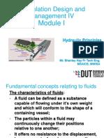 RDMN 1 Hydraulic Principles