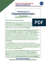 06 Profesias de Mother Shipton Español Www.gftaognosticaespiritual.com
