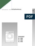 Siwamat XL1480