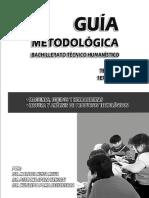 guia metodologia de educacion