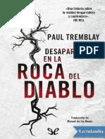 Desaparicion en la Roca del Diablo - Paul Tremblay.pdf